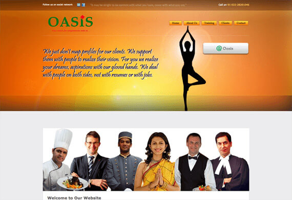 Oasis Human Resource