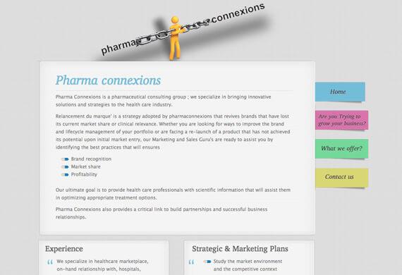 Pharma Connexions