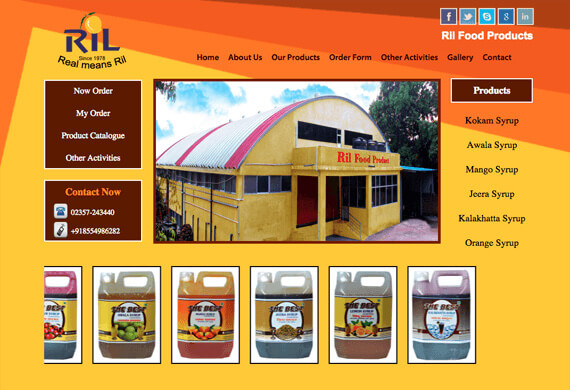 RIL Food Products